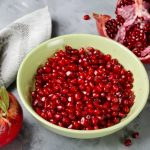 How to open a pomegranate 1