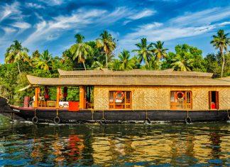 Kerala Backwaters, India